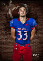 Tanner Packwood Named IFCA All-State