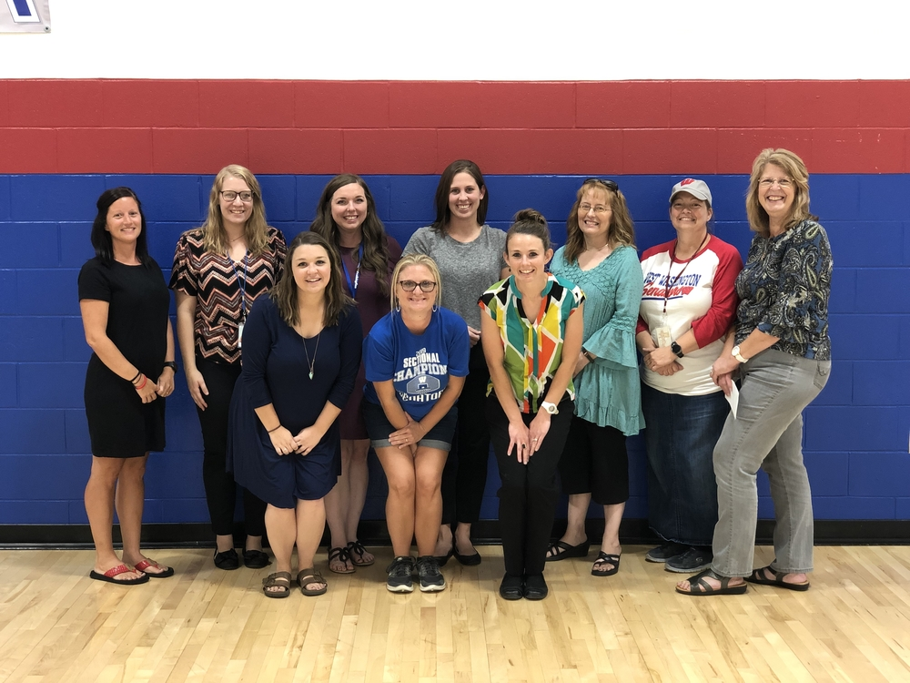 One Third of WW Elementary Certified Staff Trained for Interventions for Reading Deficiencies